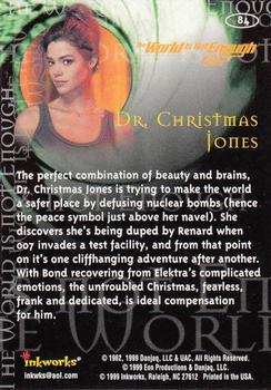 dr jones christmas