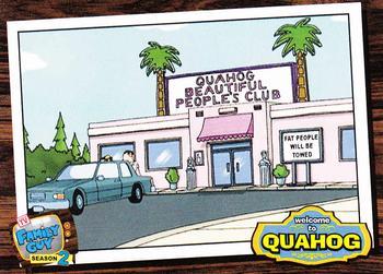 quahog family guy