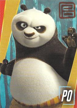 Kung Fu Panda Complete 50 Card Base Set