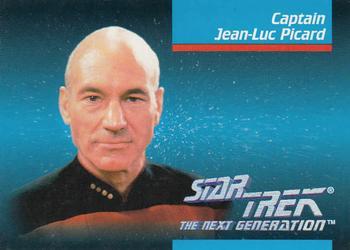 Star Trek The Next Generation Impel 1992 Complete Collectors Card Set 120 Cards
