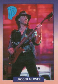 card #22 Roger Glover J2 Rock Cards 2018