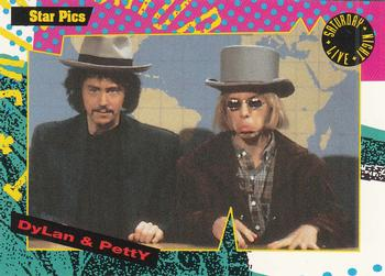 1992 Star Pics Saturday Night Live #86 Dylan & Petty Front