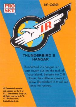 24 Pro Set Thunderbirds Are Go 1992 Virgil Tracy No