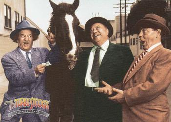 2005 breygent the three stooges non sport gallery the for The three stooges coloring pages