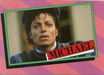 Michael Jackson Gallery 1984 The Trading Card Database