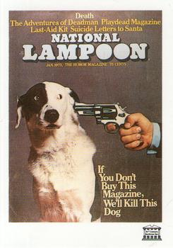 1993 21st Century Archives National Lampoon #28 Death, Jan. 1973 Front