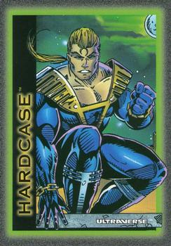 1993 SkyBox Ultraverse #76 Hardcase Front