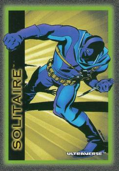 1993 SkyBox Ultraverse #78 Solitaire Front