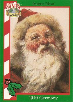 1994 TCM Santa Around The World #51 1910 Germany Front