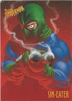 Sin-Eater #53 The Amazing Spider-Man 1994 Fleer Trading Card