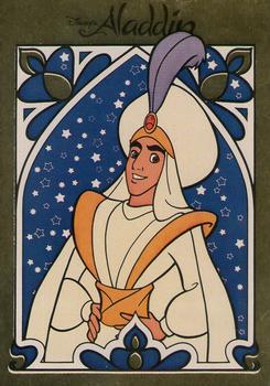 Jasmine #3 Disney/'s Aladdin 1993 Panini Sticker