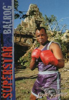 M Bison Street Fighter Movie 1995 Upper Deck Street...