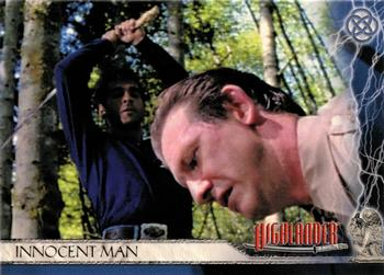 2003 Rittenhouse The Complete Highlander (TV) #6 Innocent Man Front