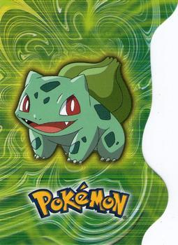 pokemon bulbasaur evolution