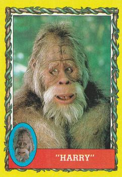 1987 Topps Harry and the Hendersons #2
