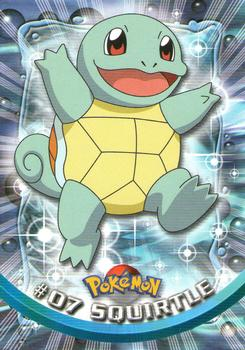 1999 topps pokemon tv animation edition series 1 red
