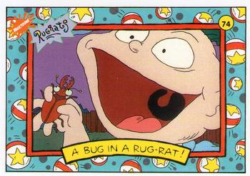 Tommy Pickles Gallery The Trading Card Database