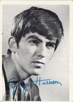 1964 Topps The Beatles 9 George Harrison