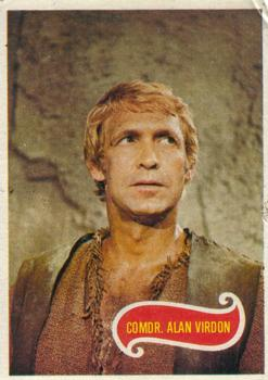 1975 Topps Planet of the Apes #2 Comdr. Alan Virdon Front