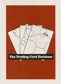 2013 The Trading Card Database #NNO Features & Contacts Card Front