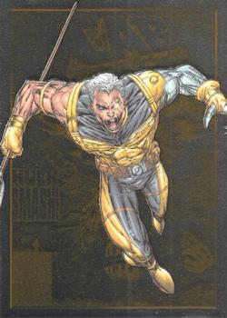 2014 Rittenhouse Marvel Universe #40 Cable Front