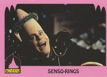 1993 Topps Coneheads Non Sport Gallery The Trading