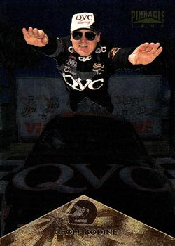 1996 Pinnacle - Foil #7 Geoff Bodine Front
