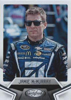 2016 Panini Certified #13 Jamie McMurray Front