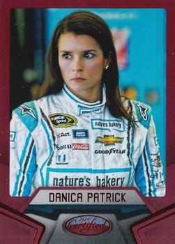 DANICA PATRICK #21 2016 PANINI RACING CERTIFIED CARD