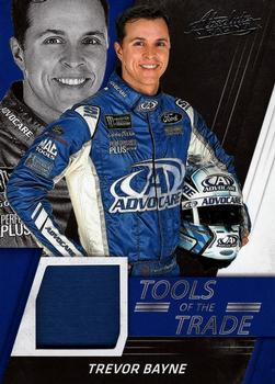 2017 Panini Absolute - Tools of the Trade #TT-TB Trevor Bayne Front