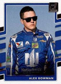 2018 Donruss #50 Alex Bowman Front