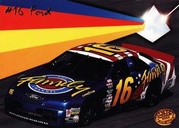1995 Maxx Medallion #42 Ted Musgrave's Car Front