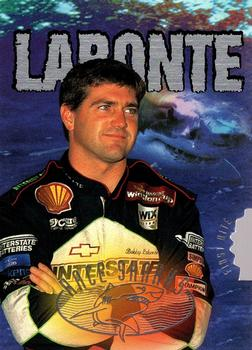 1997 Wheels Race Sharks - First Bite #9 Bobby Labonte Front