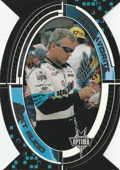 2002 Press Pass Optima - Fan Favorite #FF21 Ricky Rudd Front