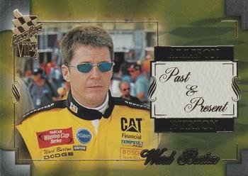 2002 Press Pass Vip #19 Ward Burton Racing Card Sports Trading Cards