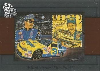 2003 Press Pass - Dale Earnhardt Sam Bass Gallery #DE96 Dale Earnhardt Front