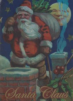 2003 Press Pass - Santa Claus #S1 Santa Claus Front