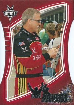 2003 Press Pass Optima - Fan Favorite #FF20 Ricky Rudd Front