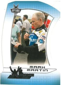 2004 Press Pass Optima - Fan Favorite #FF15 Mark Martin Front