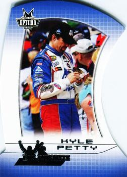 2004 Press Pass Optima - Fan Favorite #FF19 Kyle Petty Front