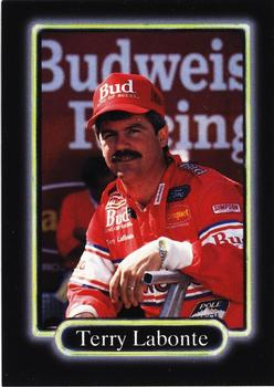 1990 Maxx #1 Terry Labonte Front