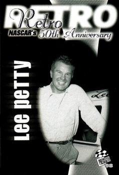 1998 Press Pass #121 Lee Petty Front