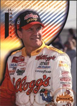 2000 Maxx #5 Terry Labonte Front