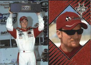 2001 Press Pass Optima #5 Dale Earnhardt Jr. Front