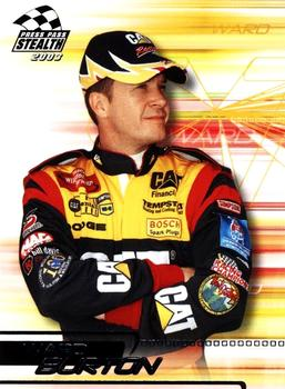 2003 Press Pass Stealth #28 Ward Burton Front