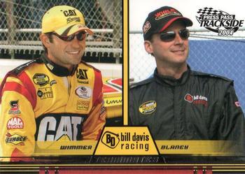2004 Press Pass Premium #36 Scott Wimmer Racing Card Auto Racing Cards Sports Mem, Cards & Fan Shop