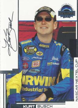 2004 Press Pass Eclipse #67 Kurt Busch Racing Card Sports Trading Cards Auto Racing Cards