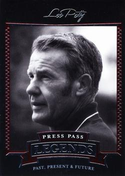 2005 Press Pass Legends #1 Lee Petty Front