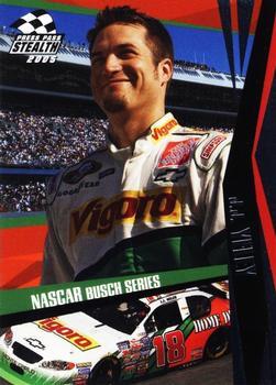Auto Racing Cards 2006 Press Pass #34 Jj Yeley J.j Rookie Racing Card
