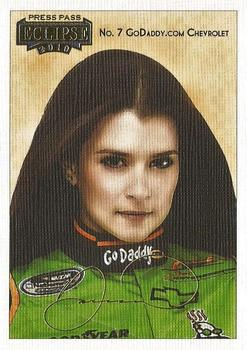 2010 Press Pass Eclipse - Gold #27 Danica Patrick Front